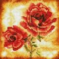 Рукоделие AZM2020/Z-016 Красные розы