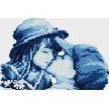 Рукоделие AZM2030/L-003 Первый поцелуй