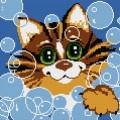 Рукоделие AZM3030/D-011 Мыльный кот