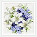 Рукоделие AZM3030/Z-002 Нежные цветы