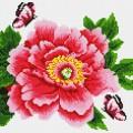 Рукоделие AZM3030/Z-010 Бабочки в саду