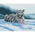 Рукоделие AZM4050/J-012 Белый тигр