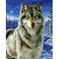 Рукоделие AZM4050/J-016 Волк