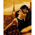 Рукоделие AZM4050/L-003 Поцелуй в Париже