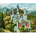 Рукоделие AZM4050/P-028 Замок в горах