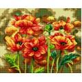 Рукоделие AZM4050/Z-025 Маки цветут