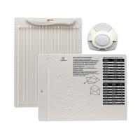 Рукоделие DDB-K01 Доска для создания конвертов и открыток в комплекте с дыроколом угла