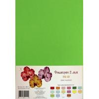 Рукоделие F2-13 Фоамиран, ярко-зеленый