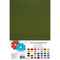 Рукоделие FLT-S1-30 Фетр декоративный (зеленый болотный)