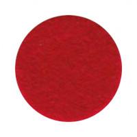 Рукоделие FSR1.2 -842N5 Набор декоративного  фетра FSR1.2 -842N5 1,2мм; 22см х 30см (5 листов, цвет гранатовый)