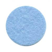 Рукоделие FSR1.2 -925N5 Набор декоративного  фетра FSR1.2 -925N5 1,2мм; 22см х 30см (5 листов, цвет голубой)