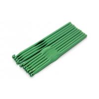 Рукоделие KAO/5.0 Крючок KAO/5.0 вязальный односторонний алюминиевый 5,0мм