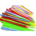 """Рукоделие NPS/9 Иглы пластиковые """"Рукоделие""""  для шерсти и пряжи, 10 шт в упаковке, NPS/9"""