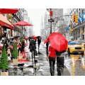 Рукоделие RN4050/G-008 Красные зонтики
