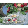 Рукоделие RN4050/N-001 Натюрморт с розами