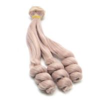 Рукоделие TRK-01/15-001 Трессы - кудри для кукол цвет: морозный бежевый
