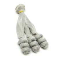 Рукоделие TRK-01/15-004 Трессы - кудри для кукол цвет: пепельный блонд
