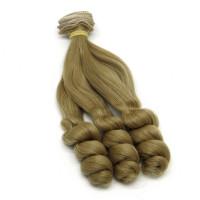Рукоделие TRK-01/15-007 Трессы - кудри для кукол цвет: пшеничный