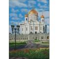 Русская сказка А-1224 Храм Христа Спасителя