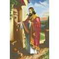 Русская сказка А-1550 Иисус стучится в двери