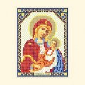 Русская сказка АКН-027 Образ Божией матери Утоли моя печали
