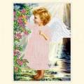Русская сказка АПН-001 Ангел в саду