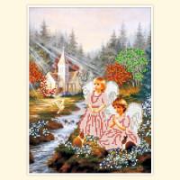 Русская сказка АПН-011 Молитва ангела