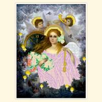 Русская сказка АПН-014 Рождественские ангелы
