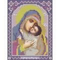 Русская сказка МК-210 Богородица и Господь Умиление