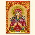 Русская сказка РСН-065 Пресвятая Богородица Семистрельная