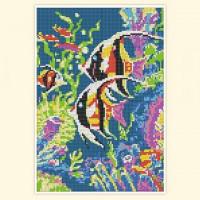 Русская сказка РСН-067 Морские рыбки