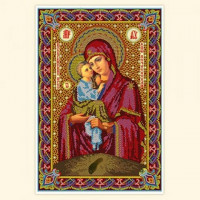 Русская сказка РСН-115 Почаевская икона Божией Матери