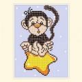 Русская сказка РСН-256 Неземные приключения маленькой обезьянки (мальчик)