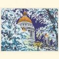Русская сказка РСН-261(1) Исааковский собор (полная зашивка)