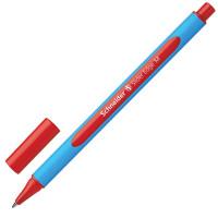 "SCHNEIDER 152102 Ручка шариковая SCHNEIDER (Германия) ""Slider Edge M"", КРАСНАЯ, трехгранная, узел 1 мм, линия письма 0,5 мм, 152102"
