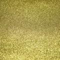 24862 Декоративный материал 1 мм с глиттером, цв. золото