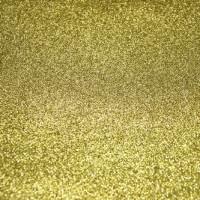 Прочие 24862 Декоративный материал 1 мм с глиттером, цв. золото