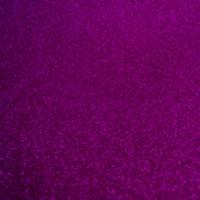 Прочие 24867 Декоративный материал 1 мм с глиттером, цв. малиновый