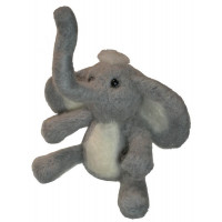 Семицветик ВЛ-001 Слонёнок Набор для валяния СЕМИЦВЕТИК ВЛ-001 Слонёнок