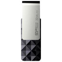 SILICON POWER SP32GBUF3B30V1K Флеш-диск 32 GB SILICON POWER Blaze B30 USB 3.1, черный, SP32GBUF3B30V1K