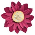 SIZZIX 657109 Форма для вырубки Слои для цветочка #8  Bigz Die