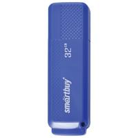 SMARTBUY SB32GBDK-B Флеш-диск 32 GB, SMARTBUY Dock, USB 2.0, синий, SB32GBDK-B