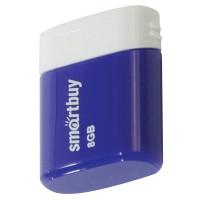 SMARTBUY SB8GBLara-B Флеш-диск 8 GB, SMARTBUY Lara, USB 2.0, синий, SB8GBLara-B