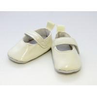 Sovushka 25272 Туфли лакированные, размер по подошве 7,5см*выс.3см., пара, цв. бел.