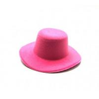 Sovushka 26188 Шляпа круглая (10 см) уп=1шт цв. розовый
