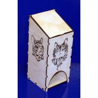 ПКФ Созвездие 046002 Чайный домик с кошками