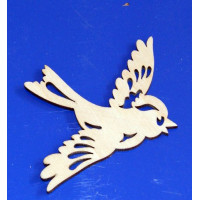ПКФ Созвездие 047616 Птичка №2 15 см