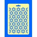 """ПКФ Созвездие 050410 Трафарет """"Цветочная сетка"""""""