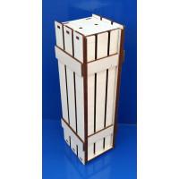 """ПКФ Созвездие 050520 Коробка для вина """"Ящик №2"""""""