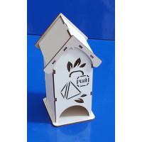 """ПКФ Созвездие 050522 Чайный домик """"Треугольный пакетик"""""""